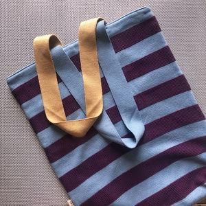 Summer Beach Bag Shoulder Tote VERLOOP Stripe NEW